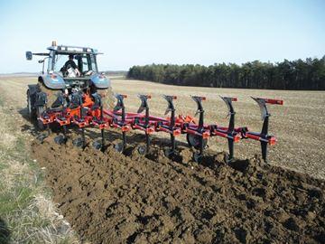 Image de Charrue agronomique RAPIDLAB